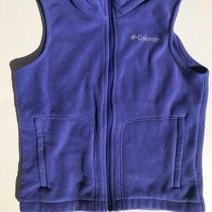 🌲3/$20 Columbia Fleece Vest